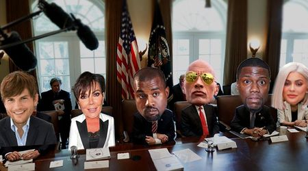 Celebrity presidential cabinet: A peep into what President Ye's ministry should really look like