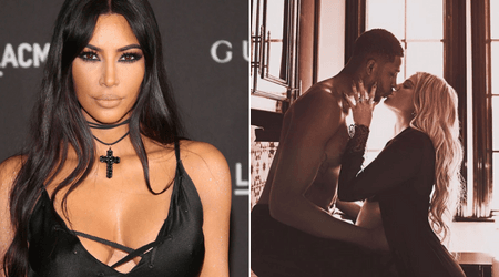 Kim Kardashian tells Khloe she will always have an 'insecure life' if she sticks with Tristan after he cheated on her
