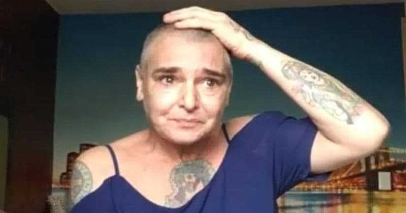 Sinead O'Connor opens up about the torture chamber she ran from and the horror she survived
