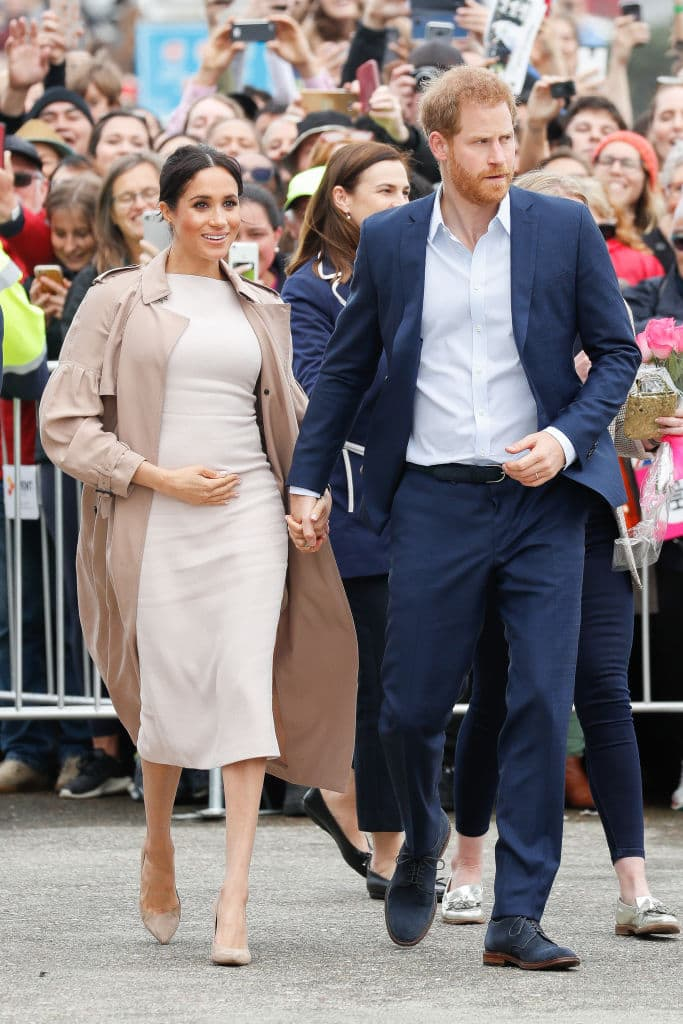 Prince Harry with Meghan Markle (Getty Images)