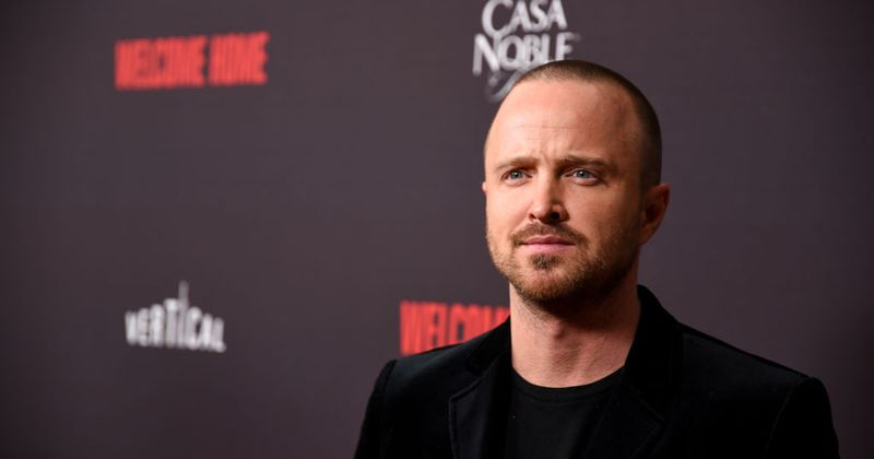 Aaron Paul dishes on new movie 'Welcome Home', fatherhood and upcoming role in 'Westworld' season three