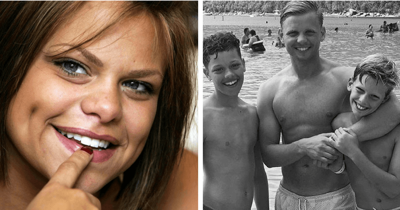 Jade Goody's boys are all grown up, and we're sure she's watching down on them and beaming with pride