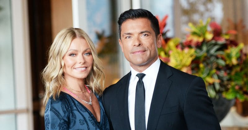 Kelly Ripa joins 'Riverdale' season 3 to star as mistress of Hiram Lodge played by Mark Consuelos, her IRL husband