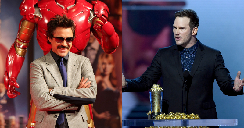 Chris Pratt is Star-Lord because of a future face-off with Robert Downey Jr says Marvel Studios president Kevin Feige