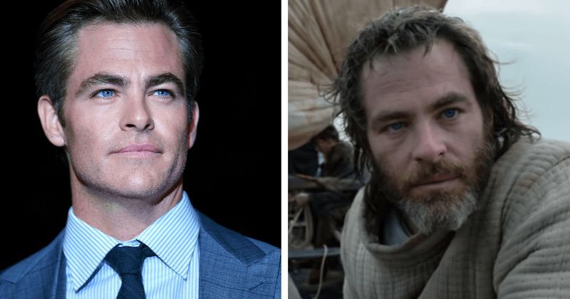 """I didn't want it to be a movie about an accent"": Chris Pine on 'Outlaw King's second biggest attraction"