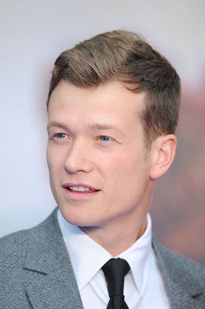 Ed Speleers (Source: Getty Images)
