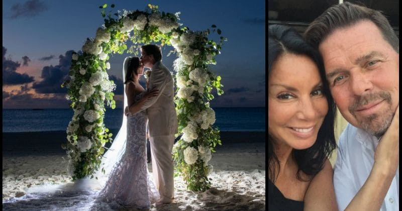 'RHONJ' star Danielle Staub and Marty Caffrey file for divorce after only 3 months of marriage