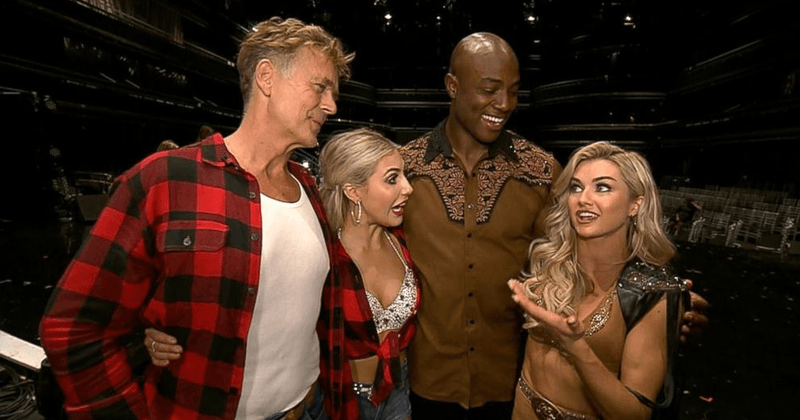 'Dancing with the Stars' season 27: Fans outraged at DeMarcus Ware's elimination, but think John Schneider's was apt
