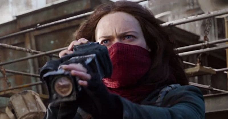 Universal releases new TV trailer for upcoming apocalypse-related Sci-Fi film 'Mortal Engines'