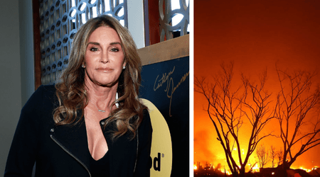 Caitlyn Jenner's Malibu home no more after being destroyed by California wildfire: Report