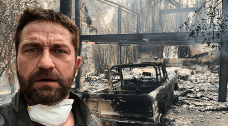California wildfire: Miley Cyrus, Gerard Butler, Camille Grammer lose homes to blaze as death toll reaches 31