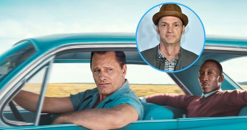 'Green Book': Brian Stepanek shares his thoughts on playing 'horrible, evil' Graham Kimbell and loving it