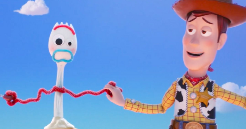 U0026#39;Toy Story 4u0026#39; Trailer Introduces Its Newest Hero Forky A Spork In An Existential Crisis | Meaww