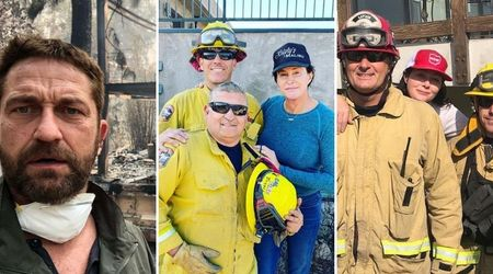 Celebrities share harrowing stories after losing their homes to California wildfires
