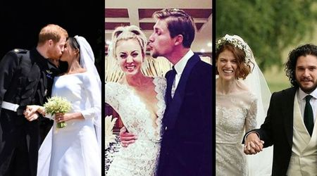 Celebrity Weddings 2018: The stars who embraced love and tied the knot this year