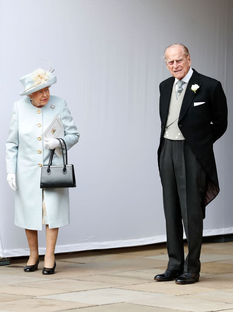Queen Elizabeth II and Prince Philip, Duke of Edinburgh (Getty Images)