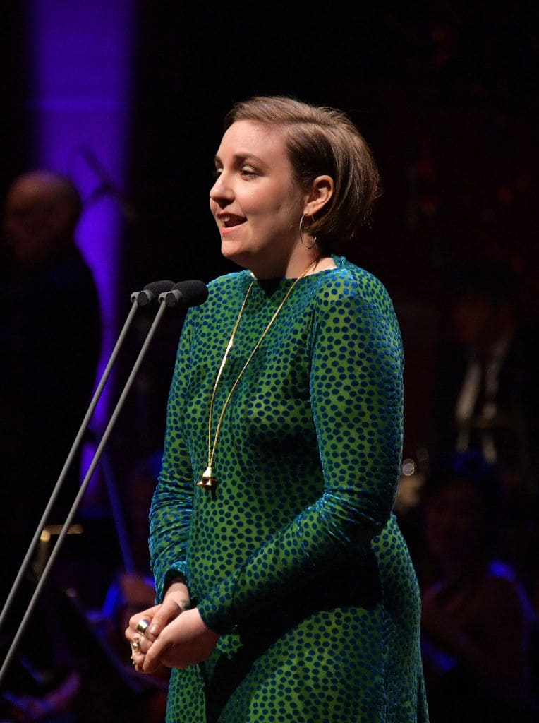 Actress Lena Dunham (Getty Images)