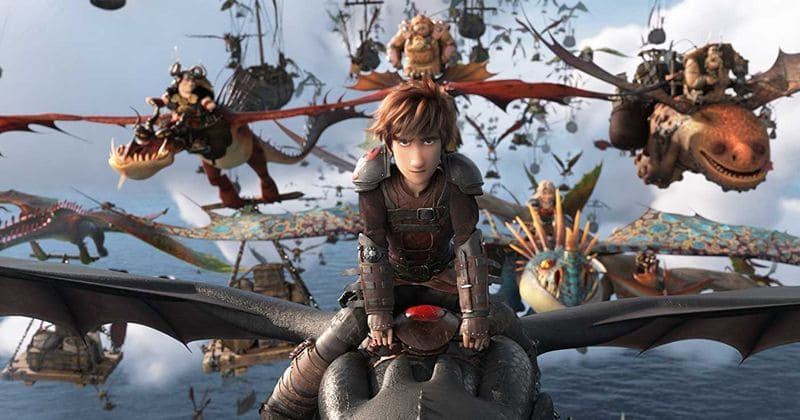 pictures of how to train your dragon 3