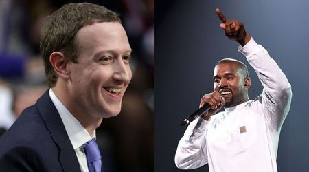 Kanye West joins Mark Zuckerberg in karaoke version of Backstreet Boys hit 'I Want It That Way'