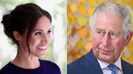 Prince Charles is a 'big fan' of Meghan Markle: 'She's great-looking and is really clever'