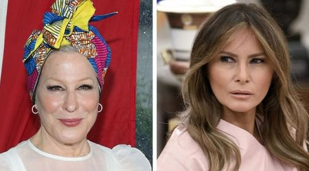 Bette Midler slammed for vulgar comment on a revealing photo of Melania Trump from modeling days