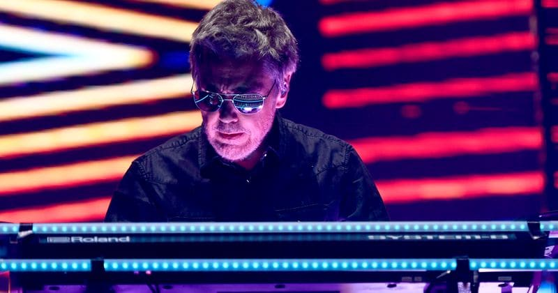 Jean-Michel Jarre releases 'Equinoxe Infinity', a reimagination that arrives 40 years after the original LP