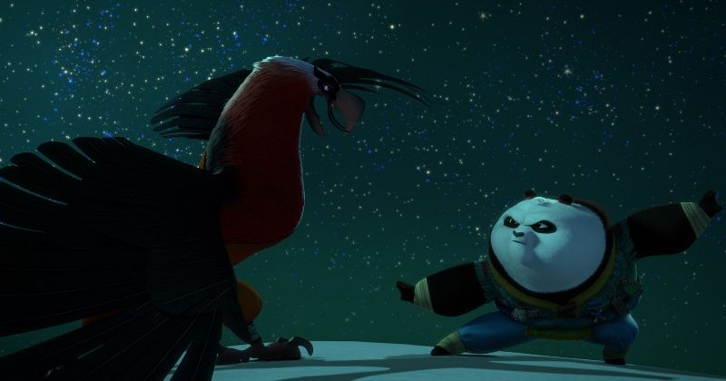 The Paws Of Destiny Meet Jindiao The Latest Kung Fu Panda Villain Will Frustrate You With His Unmatched Evil Meaww