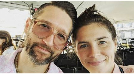 Amanda Knox gets engaged to boyfriend Chris Robinson in sci-fi-themed proposal