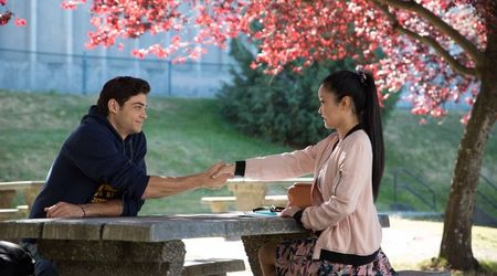 'To All the Boys I've Loved Before's writer Jenny Han and star Lana Condor reveal why fans consider Lara Jean Covey their 'best friend'