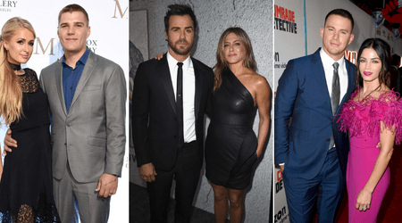 The top 10 most shocking celebrity break-ups of 2018