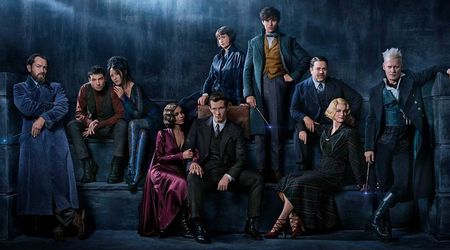 Fantastic Beasts and The Crimes of Grindelwald is probably the worst movie in 'Harry Potter' franchise