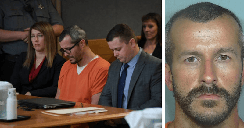 Chris Watts daughter fought back for her life as he smothered her