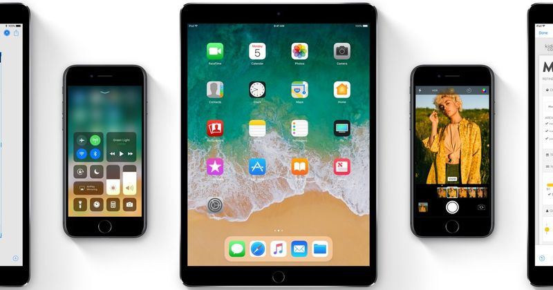 Android users weep! These awesome features in iOS 11 are coming to iPhones