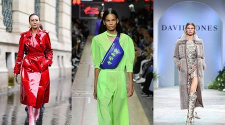 2018 fashion trends that dominated the streets and the runway