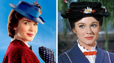 'Mary Poppins Returns': Emily Blunt's revival is the perfect homage to Julie Andrews' timeless character