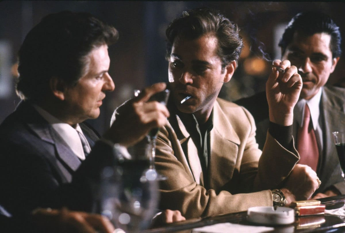 good fellas essay Film studies essays - goodfellas - critical analysis of american crime film 'goodfellas' focusing on the attitudes towards criminality and law suggested in this film.