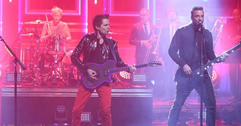 Muse reveal how The Beatles inspired their latest hit 'Pressure'