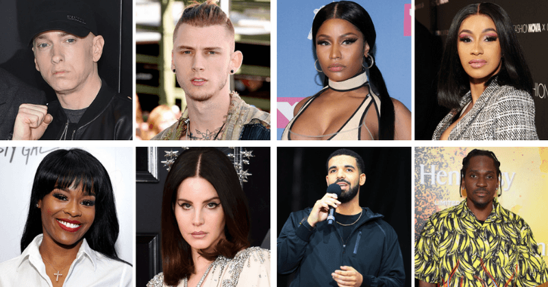 10 most shocking celebrity feuds of 2018: Verbal threats, social media wars, physical fights and more