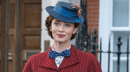 'Mary Poppins Returns': Emily Blunt's musical prowess only makes her more perfect for the role
