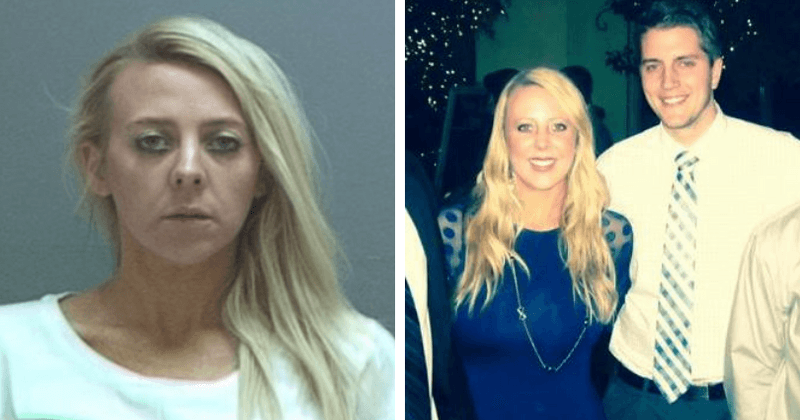 Three-year-old twins horrified after mother shoots dead ex