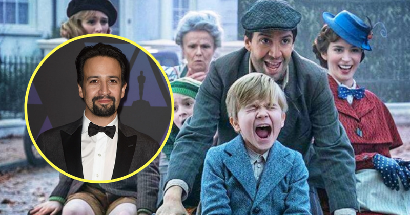 'Mary Poppins Returns': Yes, Lin-Manuel Miranda is rapping, and no, fans can't keep calm about it!