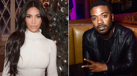 Ray J claims Kim Kardashian is lying about being on ecstasy while filming their sex tape, says she 'smoked weed'