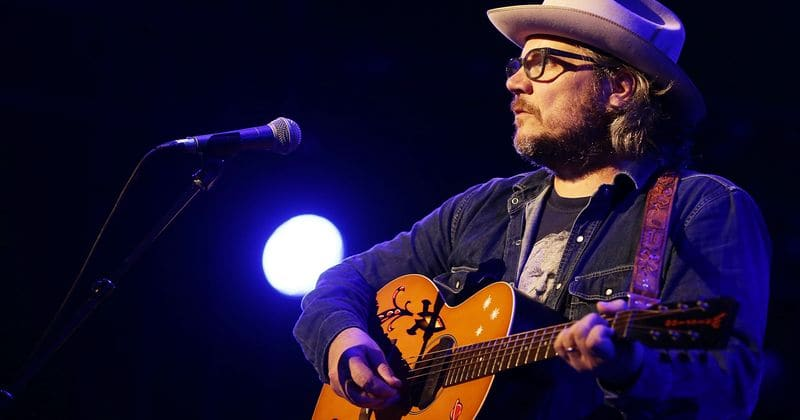 Wilco frontman Jeff Tweedy's new solo album 'WARM' is a delight for those who grew up with the band