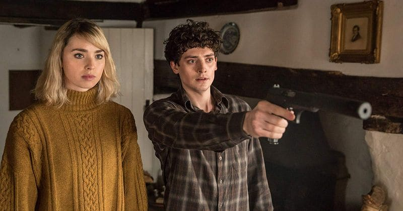 Directed by Tom Edmunds, 'Dead In A Week (Or Your Money Back)' stars Tom Wilkinson, Aneurin Barnard and Freya Mavor.