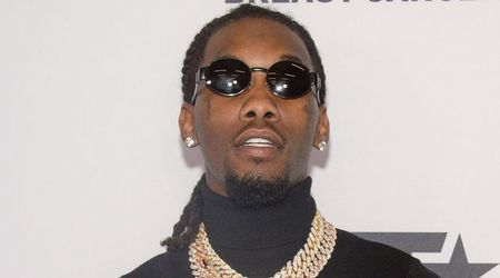 Cardi B's husband Offset reveals he was a young backup dancer in Whitney Houston's music video