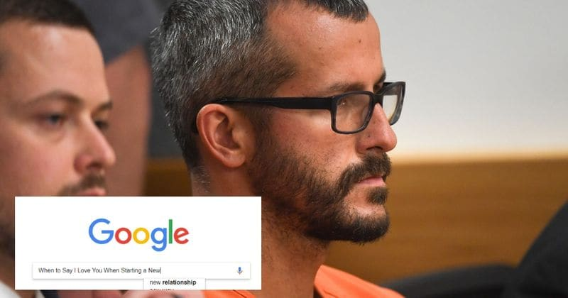 Chris Watts' searched on Google about love and new relationships even as wife Shanann desperately tried to salvage their crumbling marriage