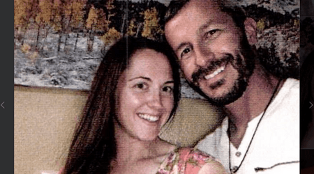 Chris Watts' mistress breaks down in tears during interrogation into the deaths of his daughters: 'I'm so ashamed of him'