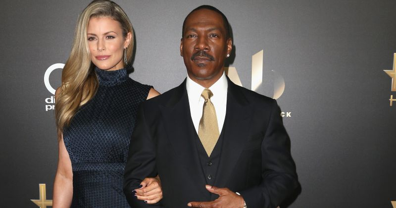 Eddie Murphy becomes a father for the 10th time, welcomes baby boy with fiancée Paige Butcher