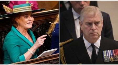 'I murdered myself': Sarah Ferguson admits her divorce from Prince Andrew left her devastated