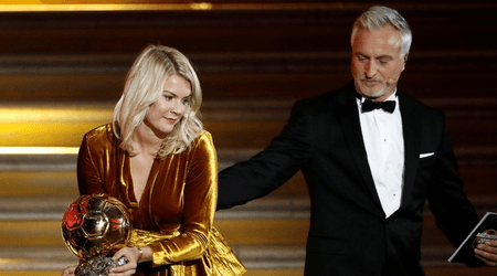 Ada Hegerberg, first female winner of football's prestigious Ballon d'Or, was asked to twerk onstage prompting widespread anger